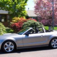 2008 Mustang GT Convertible