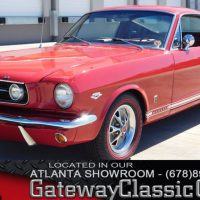 1966 Ford Mustang GT K Code Fastback