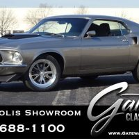 1969 Ford Mustang GT Fastback Restomod