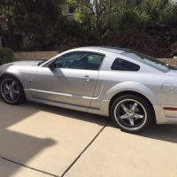 2005 Roush GT Mustang Stage 1