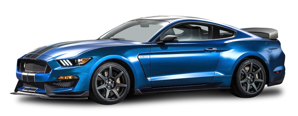 purepng.com-blue-ford-shelby-gt350r-mustang