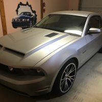 2011 GT Modified with 575 RWHP